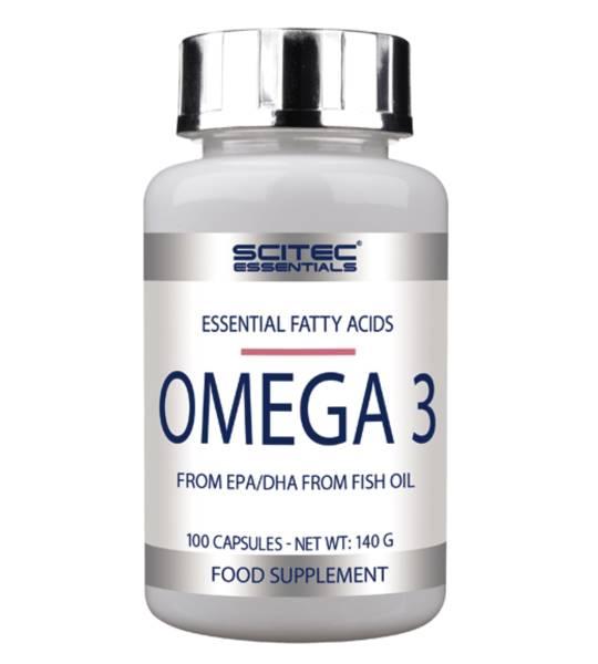 Omega 3- 100 caps