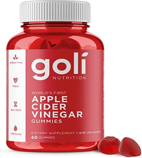 Apple Cider Vinegar Gummy 60 caps
